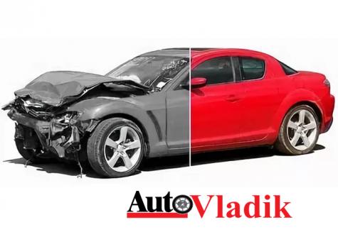 Как определить битый автомобиль при покупке?