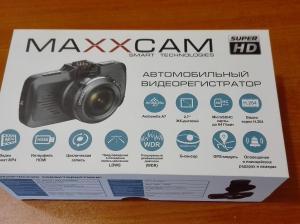 Видеорегистратор MAXXCAM MC-7 оригинал коробка